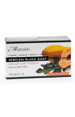 Mamado African Black Soap...