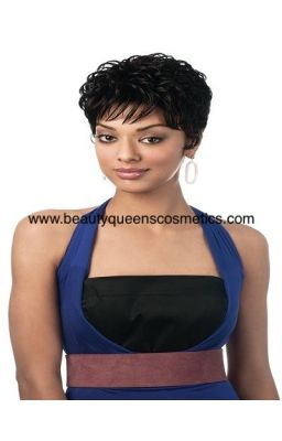 Sleek Synthetic Wig - Halle
