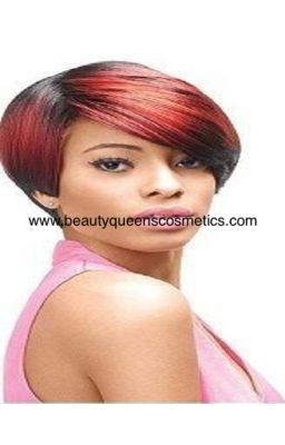 Sleek Synthetic Wig-Kiki