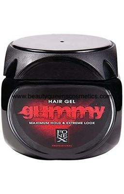 Gummy Hair Gel Maximum Hold...