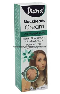 Diana Blackheads Cream...