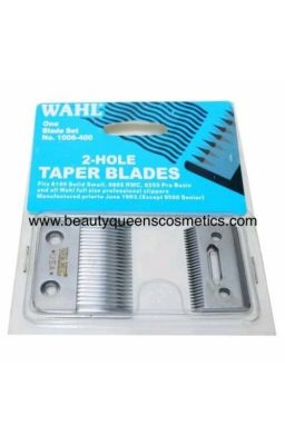 WAHL 2-Hole Taper Blades...