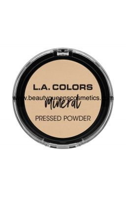 LA Colors Mineral Pressed...