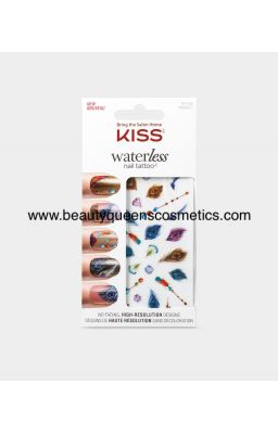 KISS WATERLESS NAIL TATTOO...