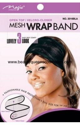Magic Collection Mesh Wrap...