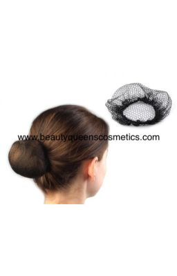 Molly & Rose Bun Net - Black