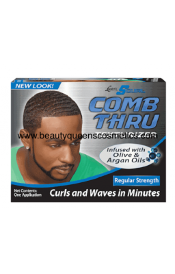 Luster's S Curl Comb Thru...