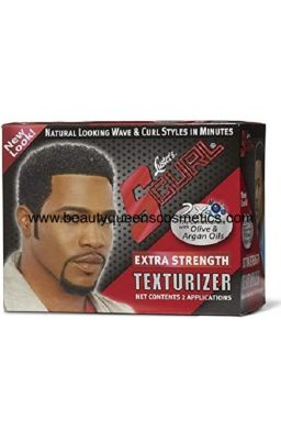 Luster's S Curl Texturizer...