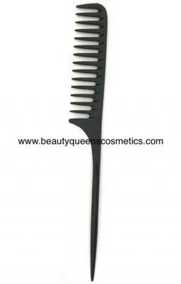 La Beaute Bone Tail Comb - 441