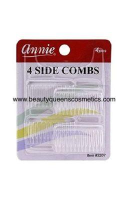 Annie 4 Side Coms 4Pcs - 3207