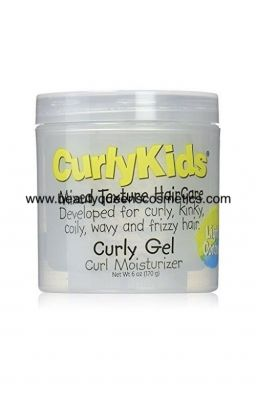 Curly Kids Curly Gel 170g/6oz