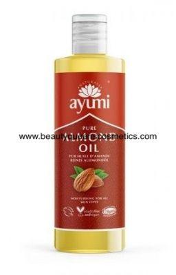 Ayumi Pure Almond Oil...