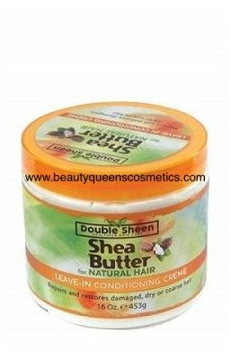 Double Sheen Shea Butter...