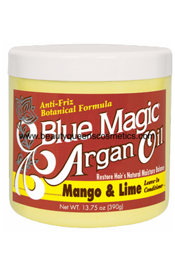 BLUE MAGIC ARGAN OIL MANGO...