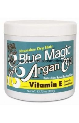 BLUE MAGIC ARGAN OIL...
