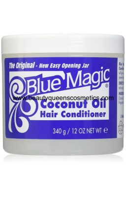 BLUE MAGIC COCONUT OIL HAIR...