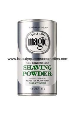 MAGIC SHAVING POWDER SKIN...