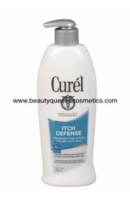 Curel Itch Defense...