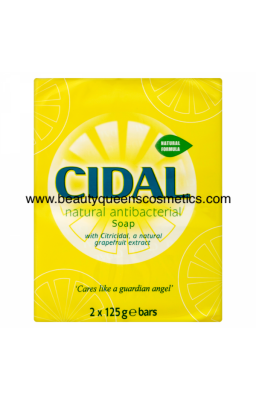 Cidal cleansing Soap/2X125G