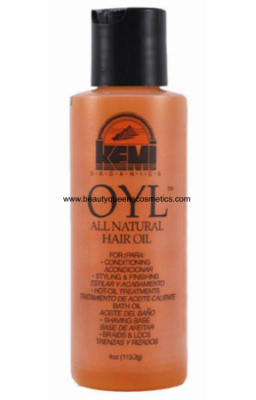 Kemi OYL All Natural Hair...
