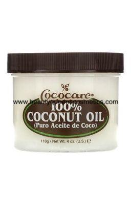 Cococare Coconut Oil 110g/4oz