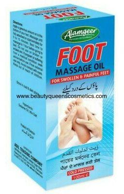 Alamgeer Foot Massage Oil...