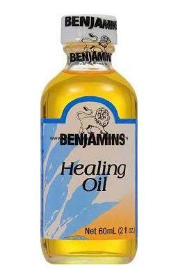 Benjamins Healing Oil 60ml