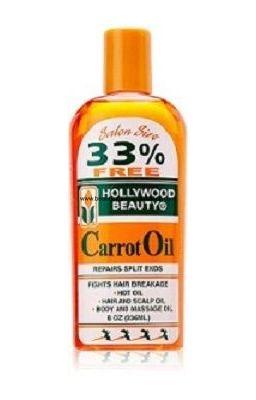 Hollywood Beauty Carrot Oil...