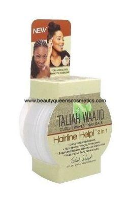 Taliah Waajid Hairline...