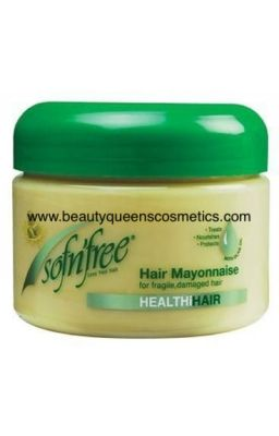 SOFN'FREE HAIR MAYONNAISE...