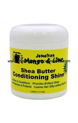 JAMAICAN MANGO & LIME SHEA...