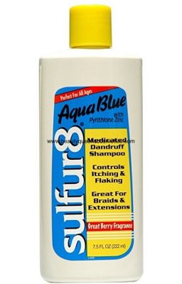 SULFUR8 AQUA BLUE MEDICATED...