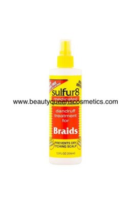 Sulfur8 Dandruff Treatment...