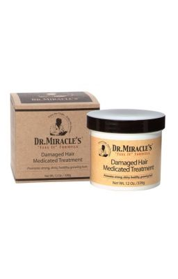 DR.MIRACLE'S DAMAGED HAIR...