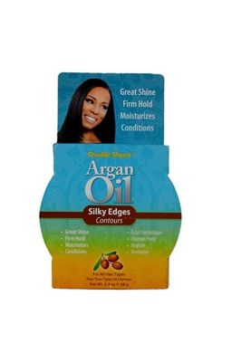DOUBLE SHEEN ARGAN OIL...