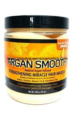 ARGAN SMOOTH STRENGTHENING...