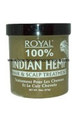 ROYAL 100% INDIAN HEMP HAIR...