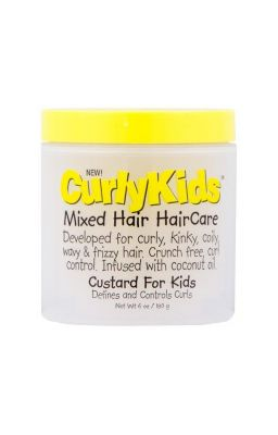 CURLY KIDS CUSTARD FOR KIDS...