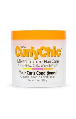 CURLY CHIC YOUR CURLS...