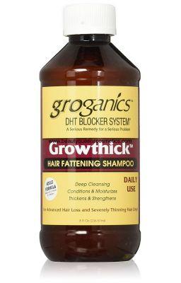 GROGANICS GROWTHICK HAIR...