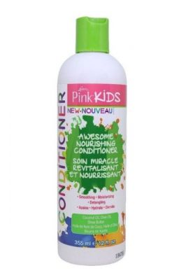 LUSTER'S PINK KIDS AWESOME...
