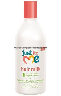 JUST FOR ME HAIR MILK...