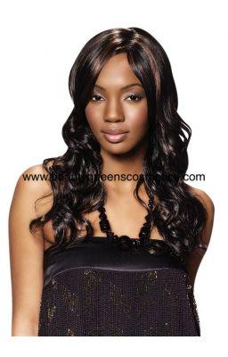 Sleek Synthetic Wig - Su Elise