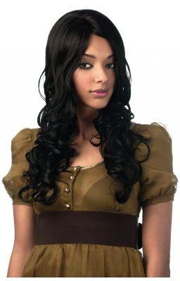 Sleek Synthetic Wig - Angelina