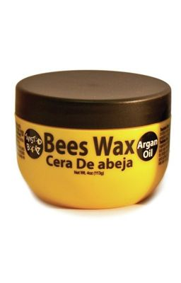 twisted beeswax with argan...