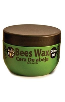 TWISTED BEESWAX WITH OLIVE...