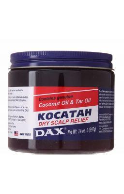 DAX KOCATAH CONTAINS...