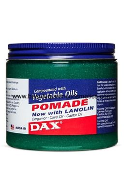 DAX POMADE WITH LANOLIN...