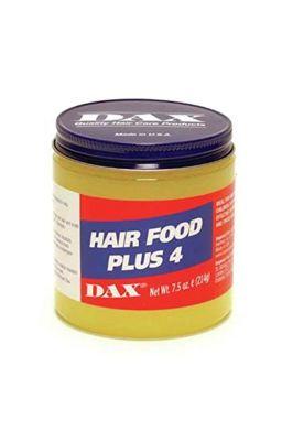 DAX HAIR FOOD PLUS 4...