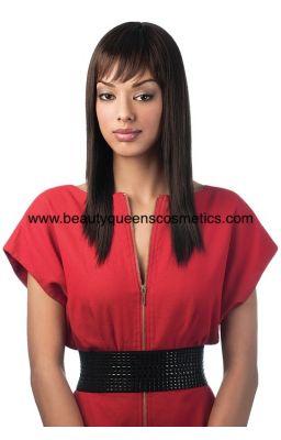 Sleek Synthetic Wig - Romay